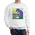 Pet T-Rex Sweatshirt