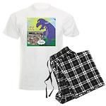 Pet T-Rex Men's Light Pajamas