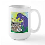 Pet T-Rex 15 oz Ceramic Large Mug