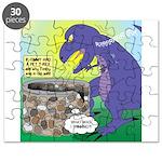 Pet T-Rex Puzzle