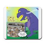 Pet T-Rex Mousepad