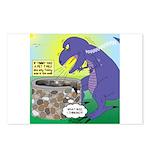 Pet T-Rex Postcards (Package of 8)