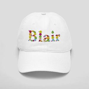 Blair Bright Flowers Baseball Cap