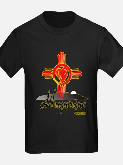 ALBUQUERQUE LOVE T-Shirt