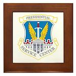 Psc Logo Framed Tile