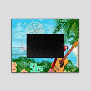 Tropical Travels Picture Frame