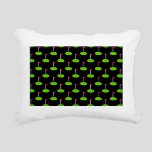 Golf Rectangular Canvas Pillow