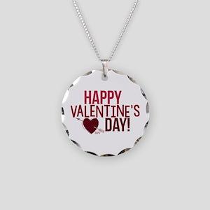 Happy V-Day Necklace