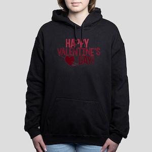 Happy V-Day Hooded Sweatshirt