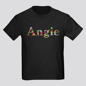 Angie Bright Flowers T-Shirt