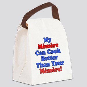 Memere Cook Better Canvas Lunch Bag