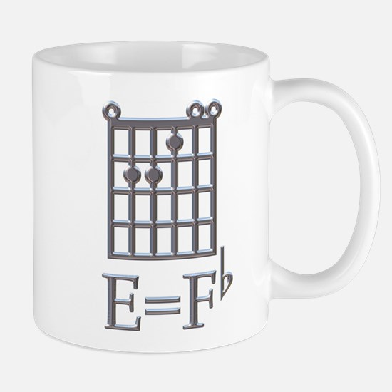 EFb-chrome2 Mugs