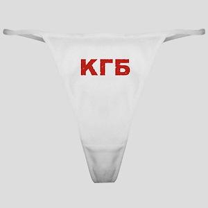KGB Classic Thong