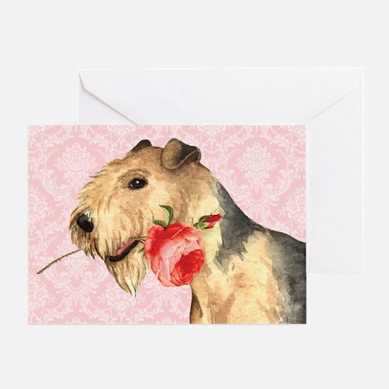 Lakeland Terrier Greeting Card