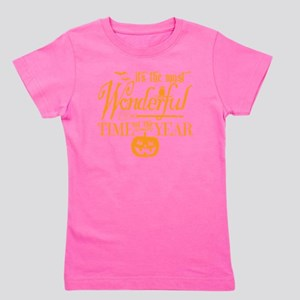 Most Wonderful (orange) Girl's Tee