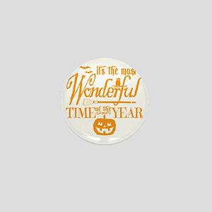 Most Wonderful (orange) Mini Button