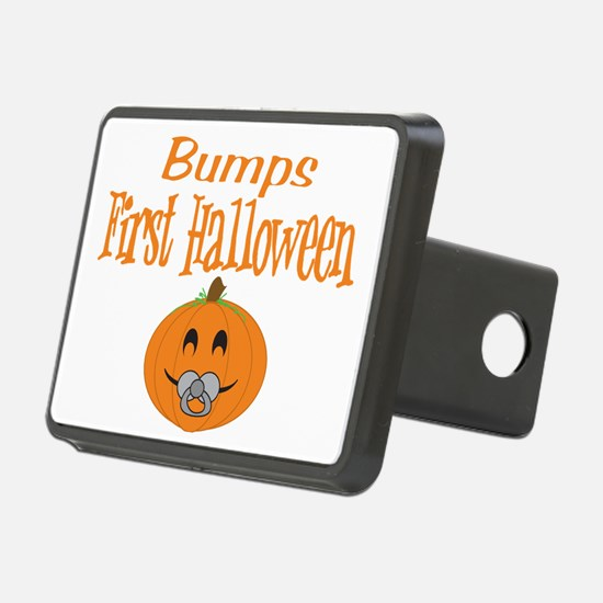 Babys First Halloween Hitch Cover