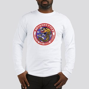 Taiwan Airborne Paratrooper Long Sleeve T-Shirt