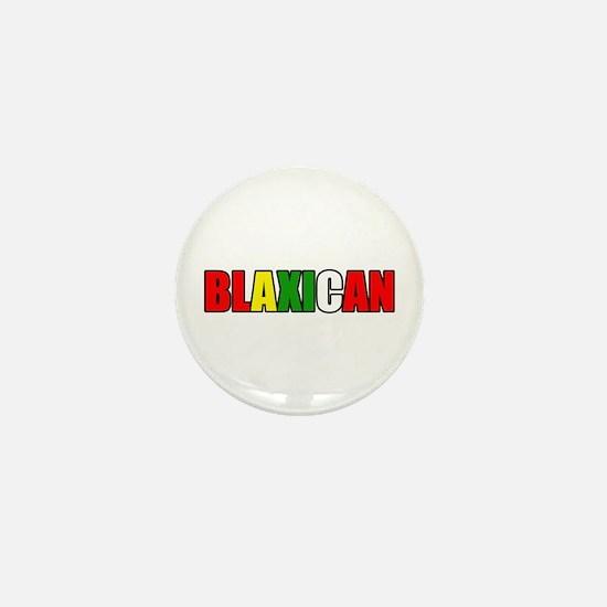 Blaxican Mini Button