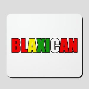 Blaxican Mousepad