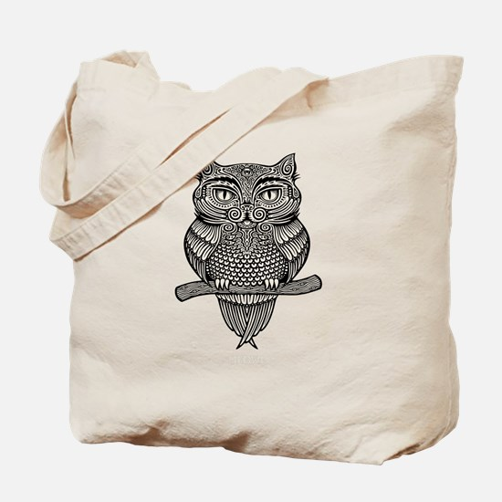 meowl-DKT Tote Bag