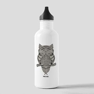 meowl-LTT Stainless Water Bottle 1.0L
