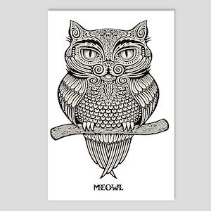 meowl-LTT Postcards (Package of 8)
