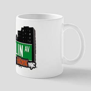 Claflin Av, Bronx, NYC Mug