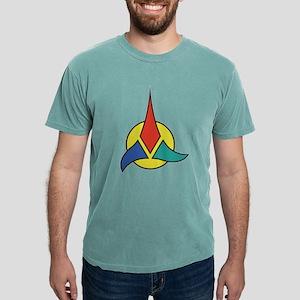 STAR TREK Klingon Mens Comfort Colors Shirt