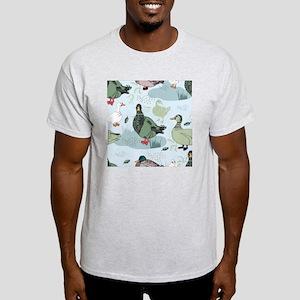 Ducks Light T-Shirt