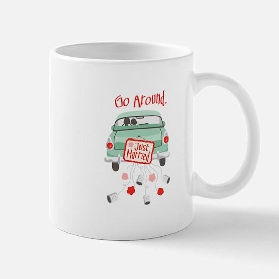 Go Around. Mugs
