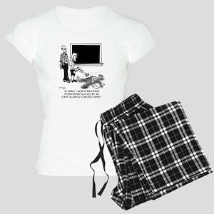 Vaporize Students To Reduce Women's Light Pajamas