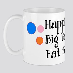 Bubble Tea, Happiness: Big Balls  A Fat Mug