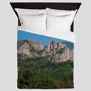 SENECA ROCKS Queen Duvet