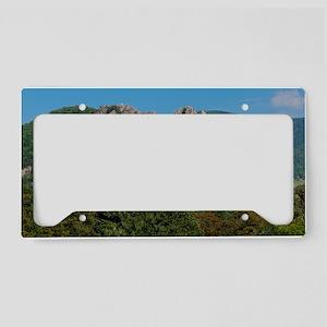 SENECA ROCKS License Plate Holder