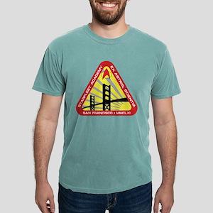STAR TREK TNG SFA Mens Comfort Colors Shirt