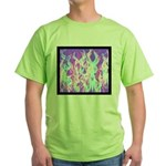 Minister SisterFace Graphic Green T-Shirt