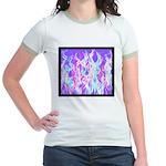 Minister SisterFace Graphic Jr. Ringer T-Shirt