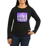 Minister SisterFace Graphic Women's Long Sleeve Da