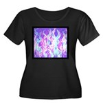 Minister SisterFace Graphic Women's Plus Size Scoo