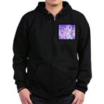 Minister SisterFace Graphic Zip Hoodie (dark)