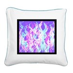 Minister SisterFace Graphic Square Canvas Pillow
