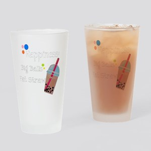 Bubble Tea, Happiness: Big Balls  A Drinking Glass
