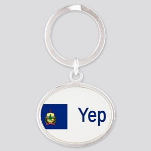 Vermont Humor #2 Keychains