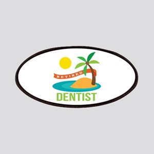 Retired Dentist Patches