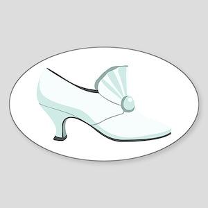 Bridal Wedding Shoe Sticker