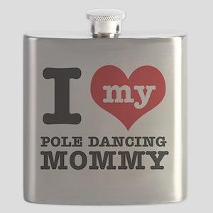 Pole Dancing designs Flask