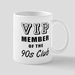 90's Club Birthday Mug