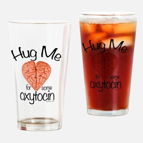 Oxytocin 10x10 Drinking Glass