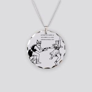 Sving du Nord 2013 Necklace Circle Charm